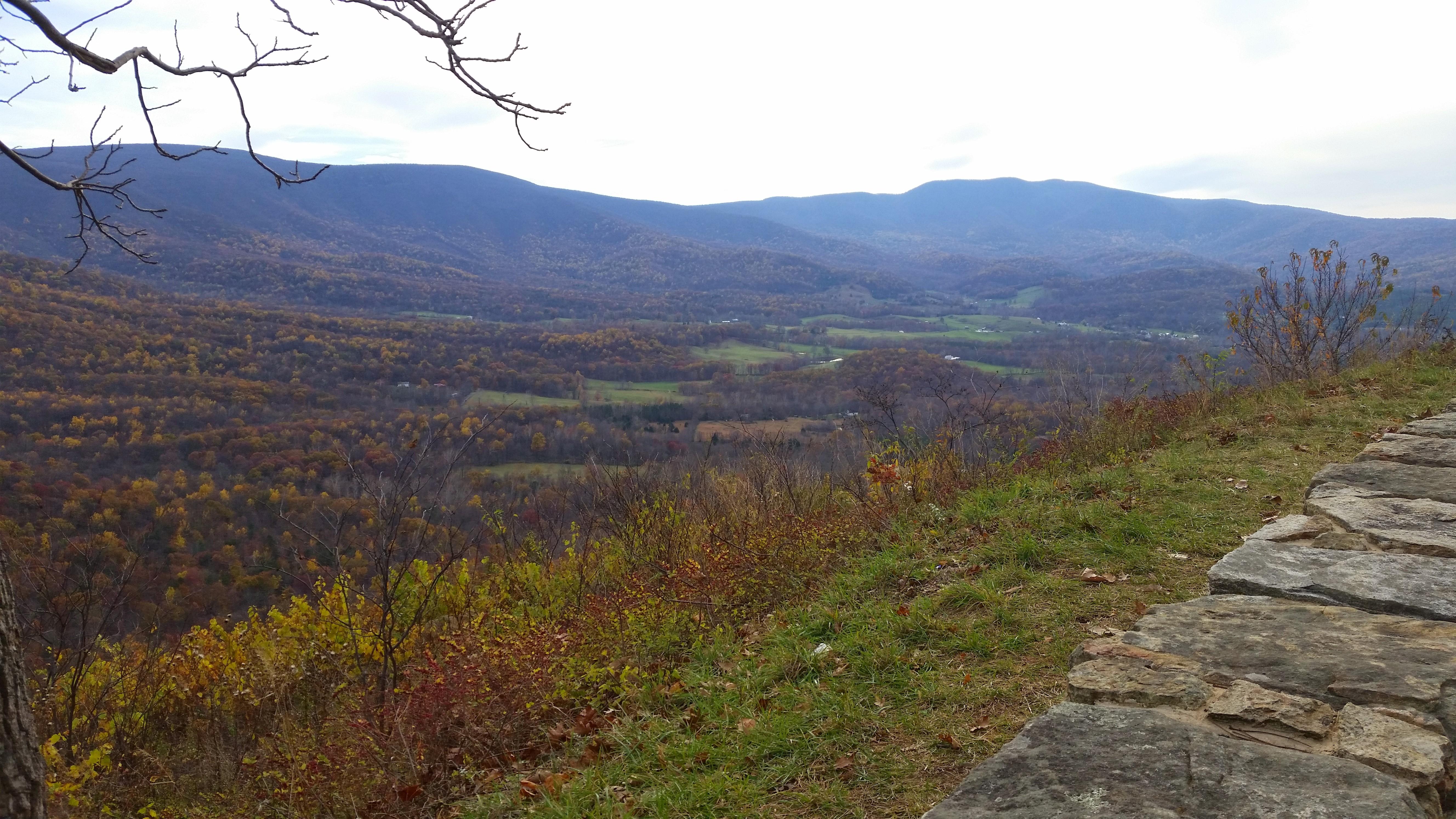 Shenandoah National Park Overlook