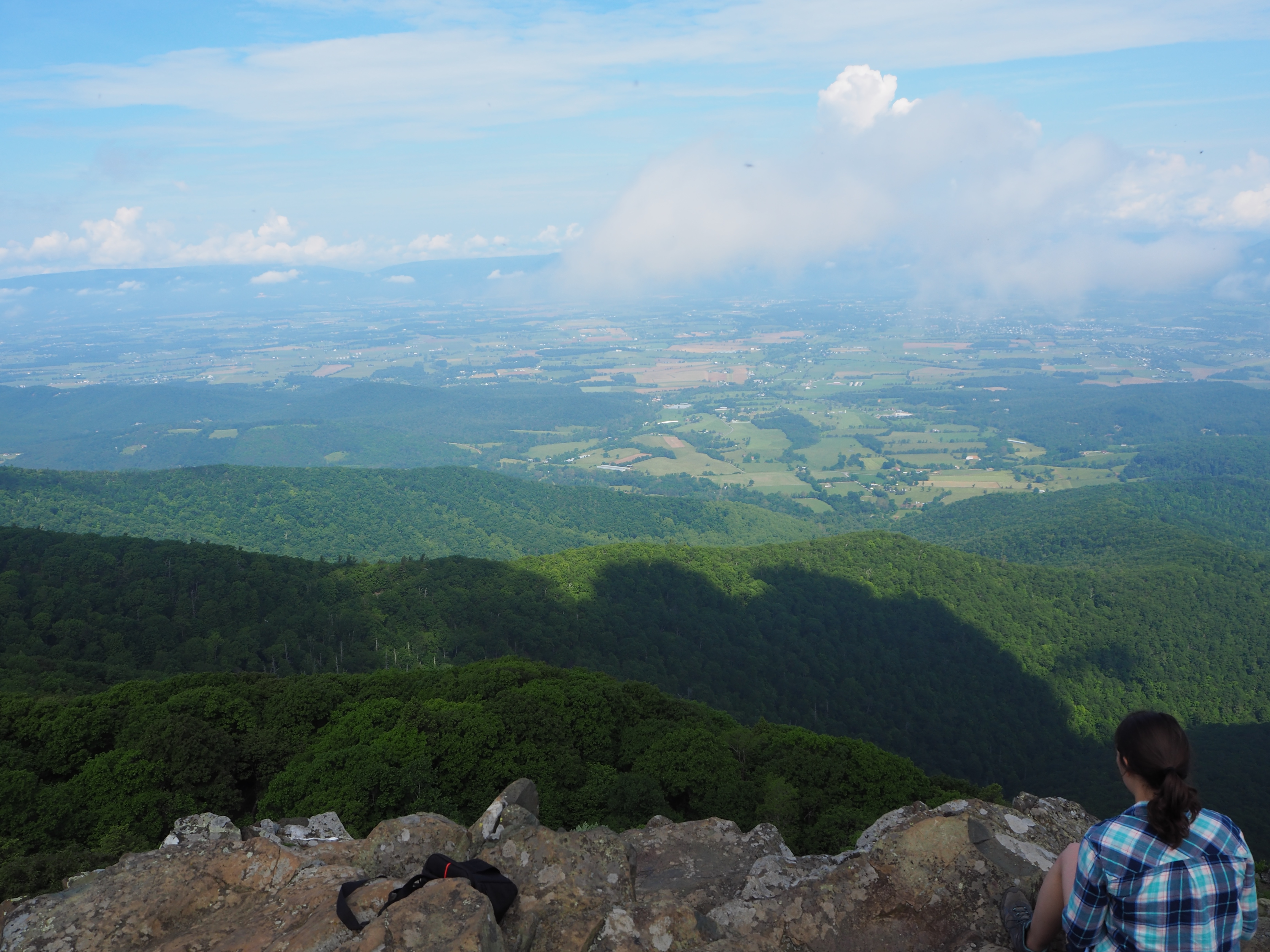 Stonyman Summit, Shenandoah National Park